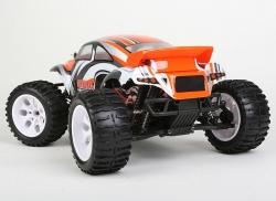1:10 HiMOTO Beetle Truck elektro RTR Set 2,4GHz (oranžová)