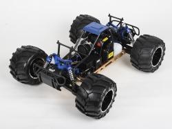 1:5 HIMOTO MEGAP Monster Truck 26ccm 2,4GHz (čierna)