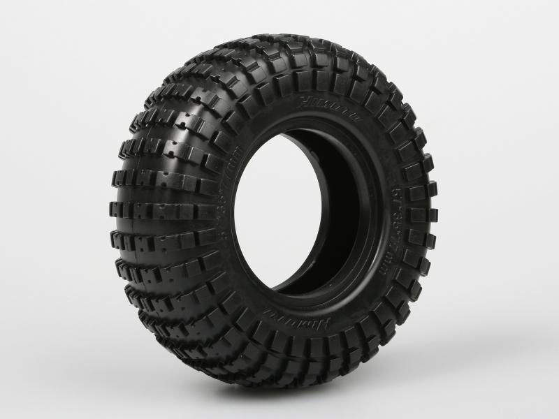 Náhľad produktu - Gumy samotné - Crawler 1:10 standard, 2ks