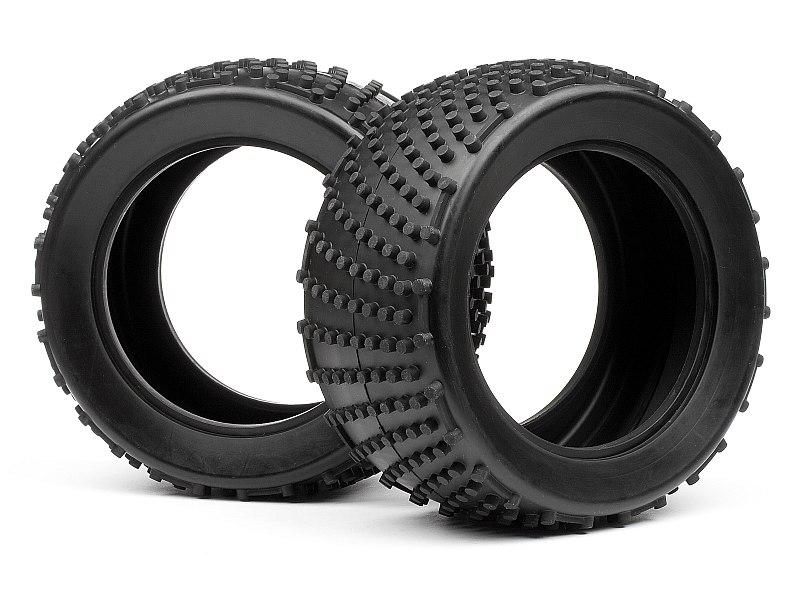Náhľad produktu - Shredder gumy pre Truggy (2 ks)