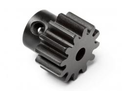 Pastorek 12 zubů (modul 1M) pro 3mm hřídel