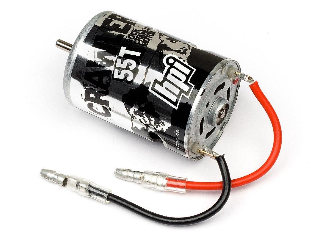 Náhľad produktu - HPI - CRAWLER motor 55-závitový