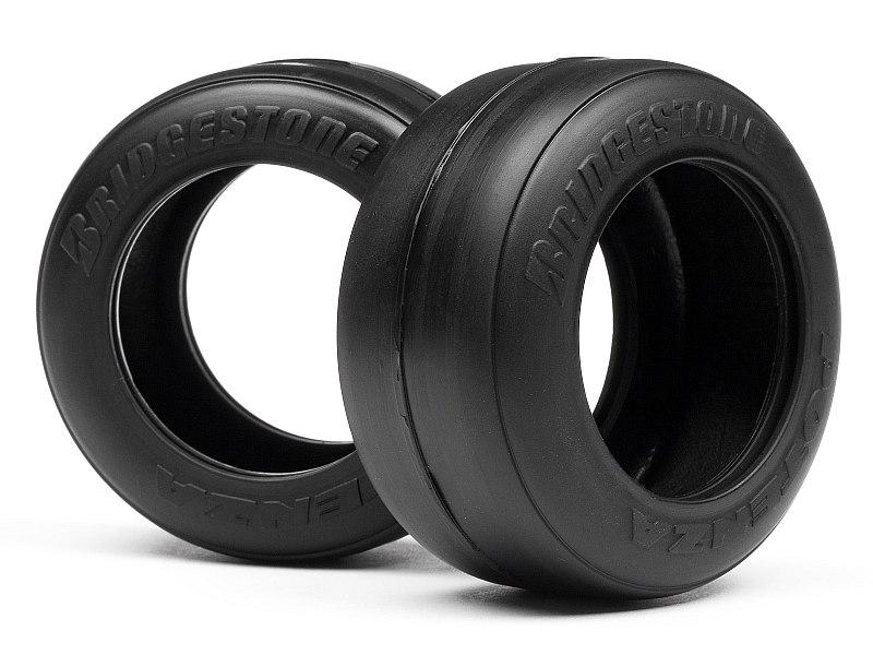 Náhľad produktu - Pneumatiky Bridgestone FT01 slick M směs (přední)