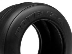 Pneumatiky Bridgestone FT01 slick M směs (přední)