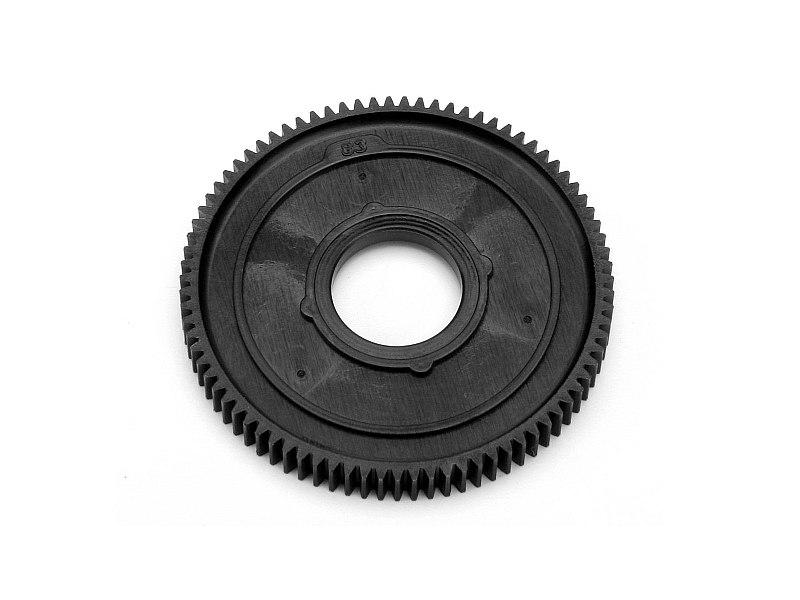 Náhľad produktu - Prevodové koleso 83 zubov (modul 48DP)