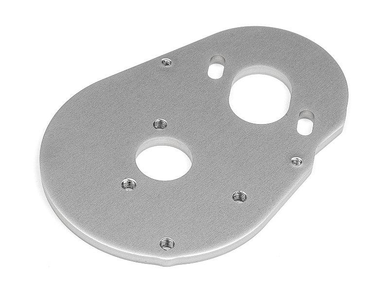 Náhľad produktu - Držiak motora 3,0mm (7075/strieborný)