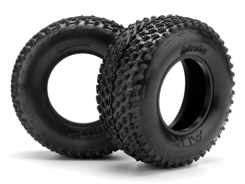 Náhľad produktu - ATTK gumy D zmes (2 ks)
