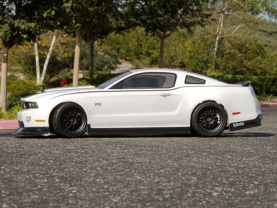 Náhľad produktu - Karoséria číra Ford Mustang 2011 (200 mm)