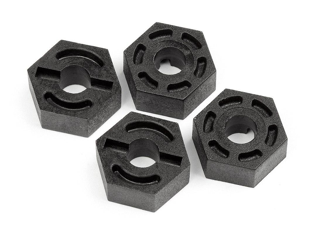 Náhľad produktu - Unašeče kol (12mm/4ks.)