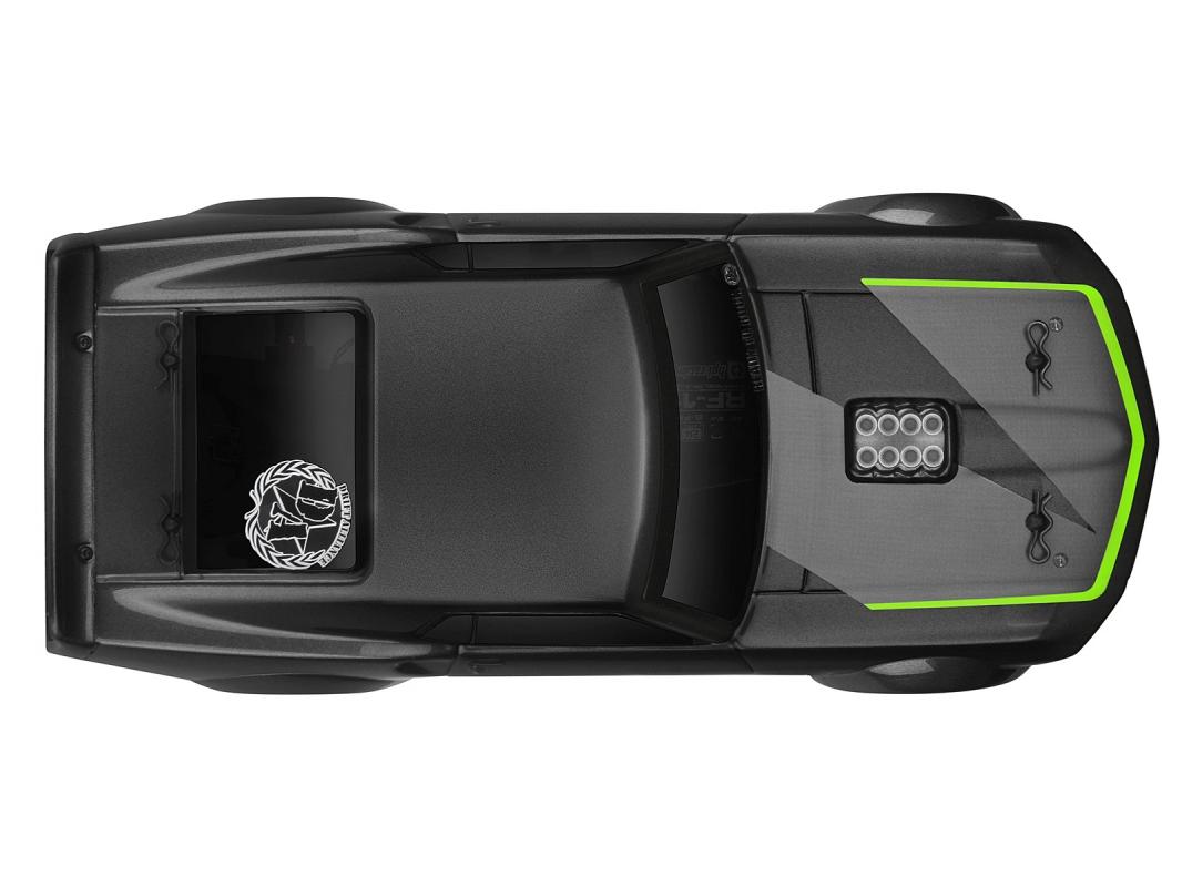 Micro RS4 Ford Mustang - Vaughn Gittin Jr. RTR set