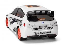 Karoserie čirá Subaru WRX STI pro Micro RS4 (150mm)