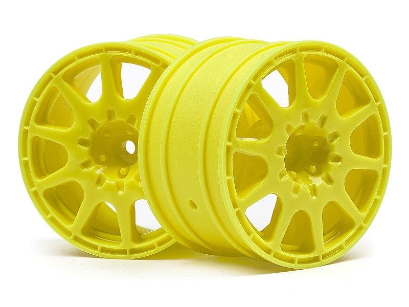 View Product - WR8 disky šíře 35 mm (2 ks) - žluté