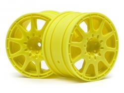 Náhled produktu - WR8 disky šíře 35 mm (2 ks) - žluté