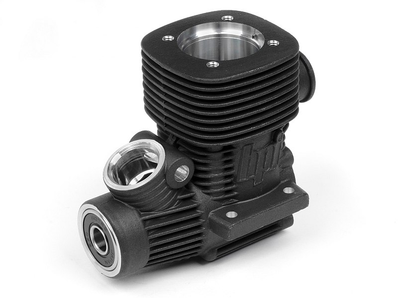 Náhľad produktu - Karter motora pre NITRO STAR F4.6 - čierny