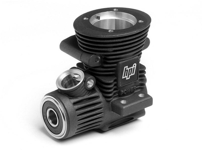 Náhľad produktu - Karter motora (čierny/G3,0)