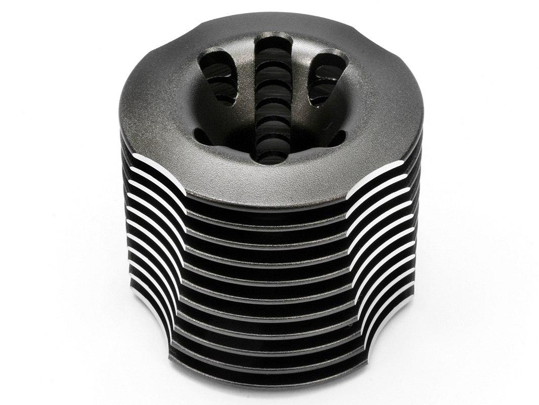 Náhľad produktu - Hlava motora - šedá K4.6 HO