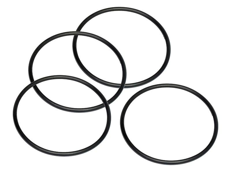 Náhľad produktu - O-krúžok 50x2.6mm/čierny/4ks