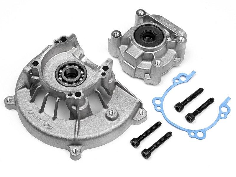 Náhľad produktu - Kľuková skriňa FUELIE 23 ENGINE