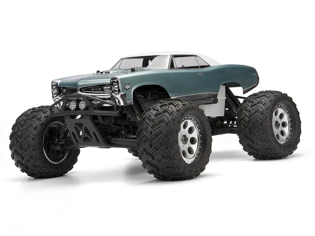 Náhľad produktu - Karoserie čirá 1967 Pontiac GTO