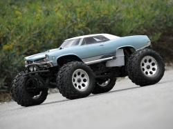 Karoserie čirá 1967 Pontiac GTO
