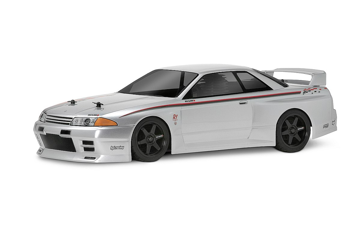 Náhľad produktu - Karoséria číra Nissan Skyline R32 GT-R