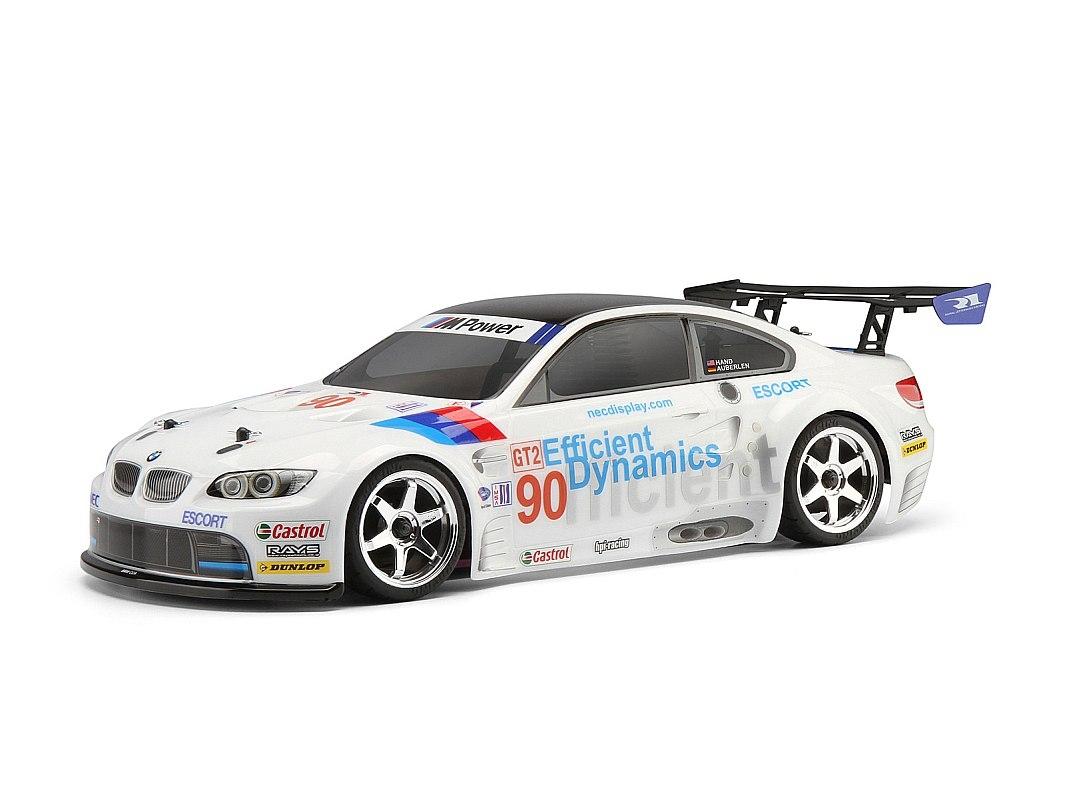 Náhľad produktu - Karoséria číra BMW M3 GT2 (E92) (200 mm)