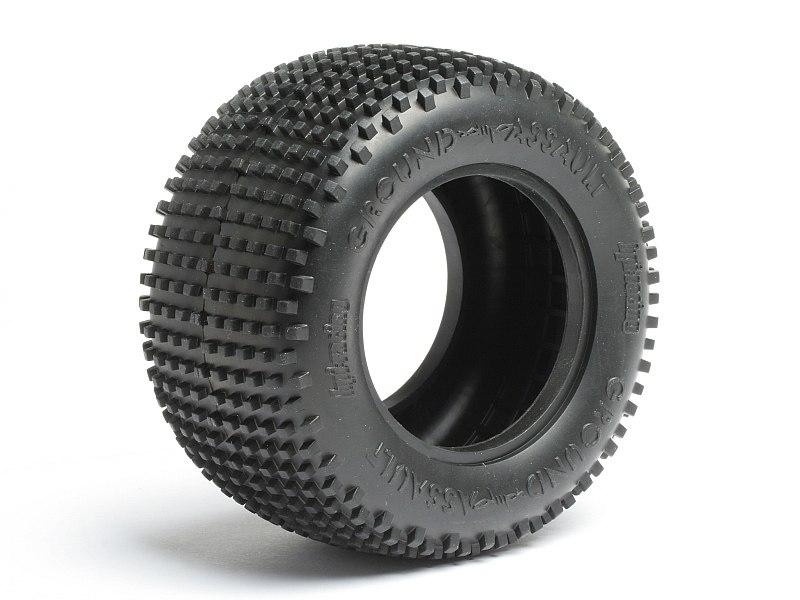 Náhľad produktu - Ground Assault guma D směs (2,2in/2ks)