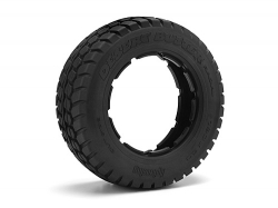 DESERT BUSTER HD rubber mixture (190x60mm/2ks)