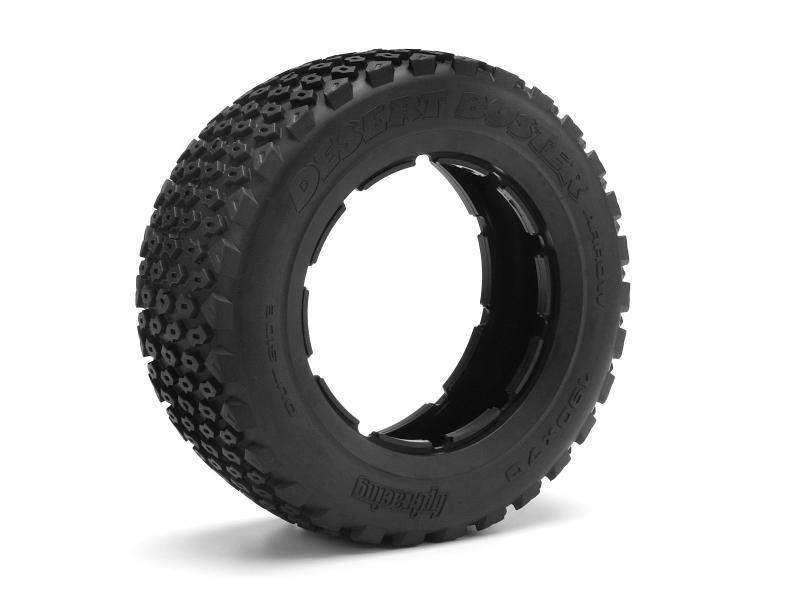 Náhľad produktu - DESERT BUSTER ARROW gumy, HD zmes (190 x 70 mm / 2 ks)