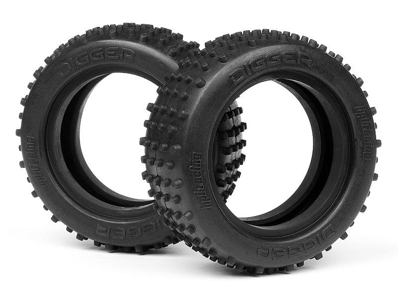 Náhľad produktu - Digger gumy 30mm (2ks)