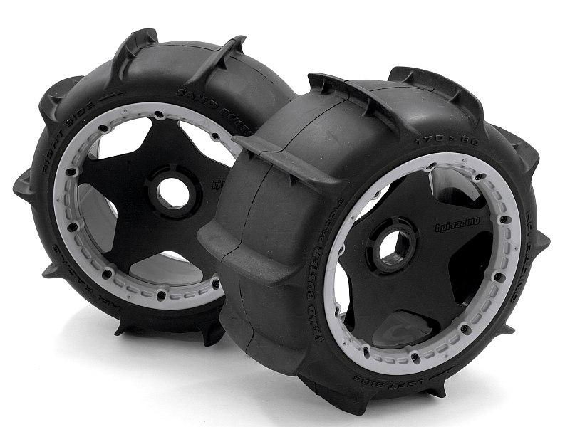 Náhľad produktu - Nalepené pneu SAND BUSTER PADDLE, M zmes