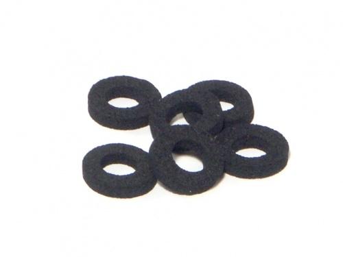 Náhľad produktu - Molitanová (protiprachová) podložka 5x10x2mm(6ks)