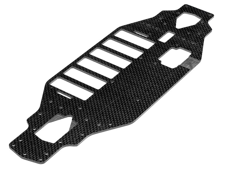 Náhľad produktu - Šasi + držiak aku 2,5mm