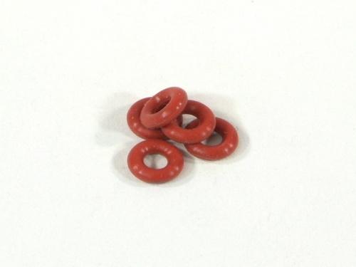 Náhľad produktu - Silikonový ″O″ Kroužek P-3(červený)(5 ks)