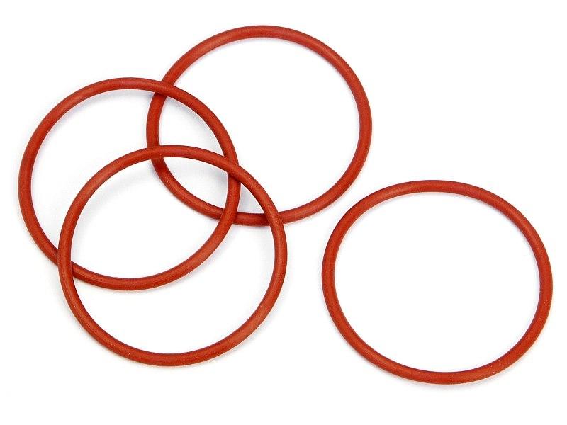 Náhľad produktu - Silikónový O-krúžok (4ks)