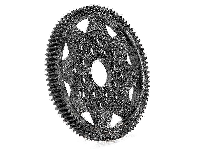 Náhľad produktu - Prevodové koleso 84 zubov (modul 48DP)