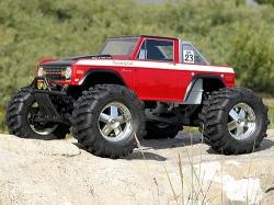Karoséria číra 1973 Ford Bronco