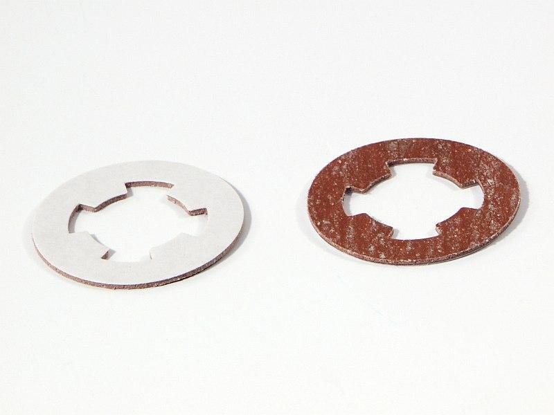 Náhľad produktu - Lamela trecej spojky (NITRO RUSH)
