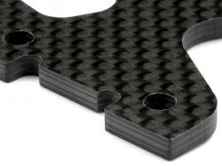 CG šasi CFK (3mm) - Carbon