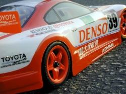 Karoséria číra Toyota Supra (200 mm)