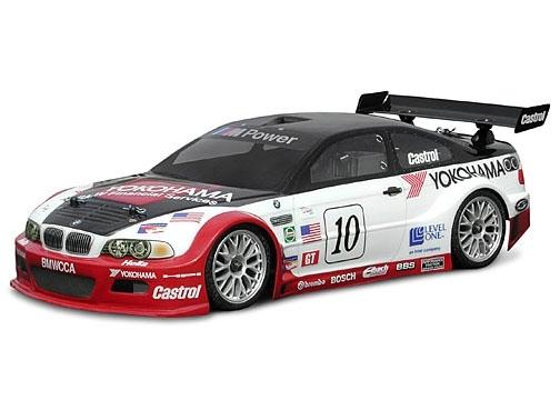 Náhľad produktu - Karoséria číra BMW M3 GT (200 mm)