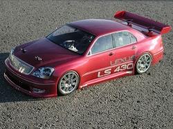 Karoséria číra Lexus LS430 (200 mm)