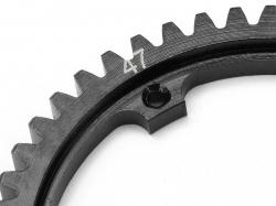 Oceľové koleso stáleho prevodu 47 zubov SAVAGE
