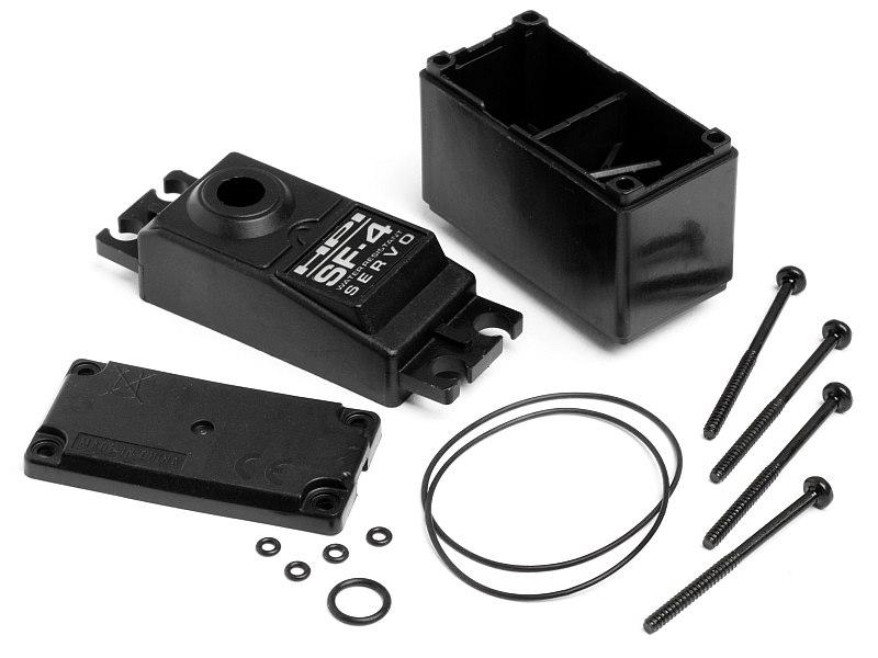 Náhľad produktu - SERVO krabička sada (SF-4)