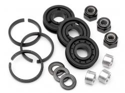 The pistons and příslučšenství shock absorbers VVC / HD, set