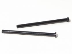 Náhľad produktu - Čep závěsu kola 4x62mm (černá/2ks)