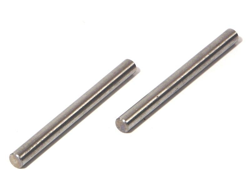 Náhľad produktu - Hřídel 4x46mm, (stříbrné/2ks.)
