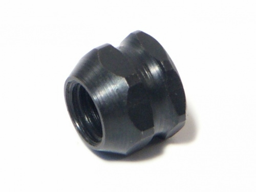Náhľad produktu - Matka 1/4-28X8.5mm (černá/1ks.)