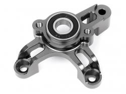 Alu case / holder for the clutch / sprocket (gray)