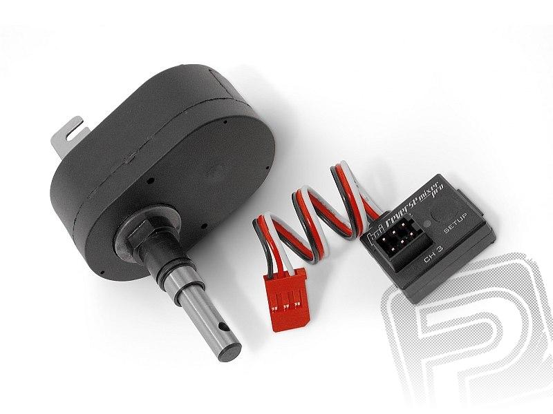 Náhľad produktu - Převodovka zpátečky + mixer SAVAGE X/2CH RADIO SYSTEM